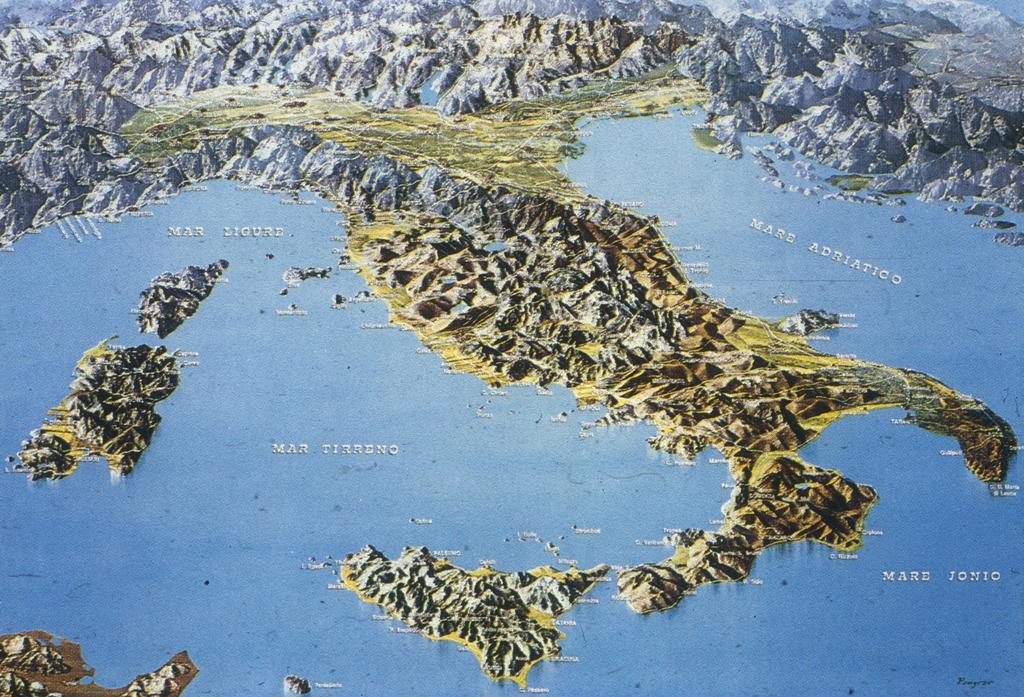 Topographic Map Italy.Index Of Maps